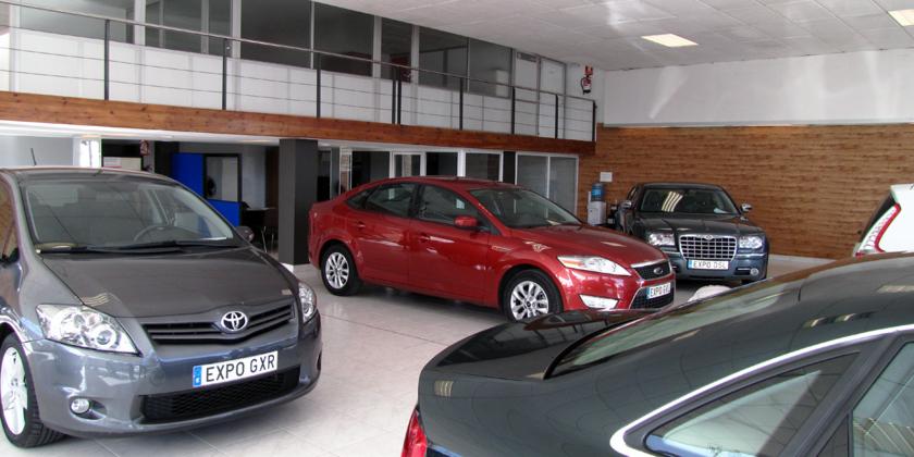 vehiculos concesionario multimarca tudela expoauto